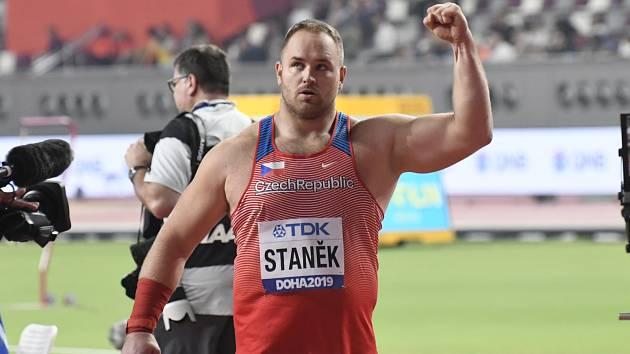 Koulař Tomáš Staněk postoupil na MS v Dauhá do finále