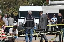 Na izraelské velvyslanectví v Ankaře se dnes pokusil vniknout ozbrojený muž. Ochranka ambasády ho zneškodnila.
