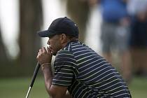 Tiger Woods při návratu ke golfu nezáří