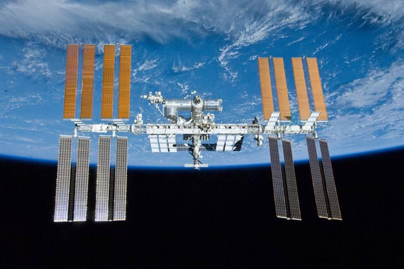 Mezinárodní vesmírná stanice - Mezinárodní vesmírná stanice - ilustrační foto