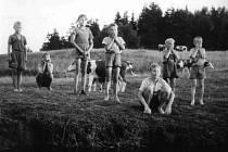 Pojarův dětský film Zlatá zátoka vznikl v roce 1955, místní n ato ale stále vzpomínají.