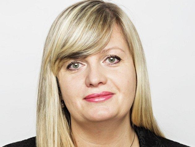 Poslankyně Zuzana Kailová (ČSSD).