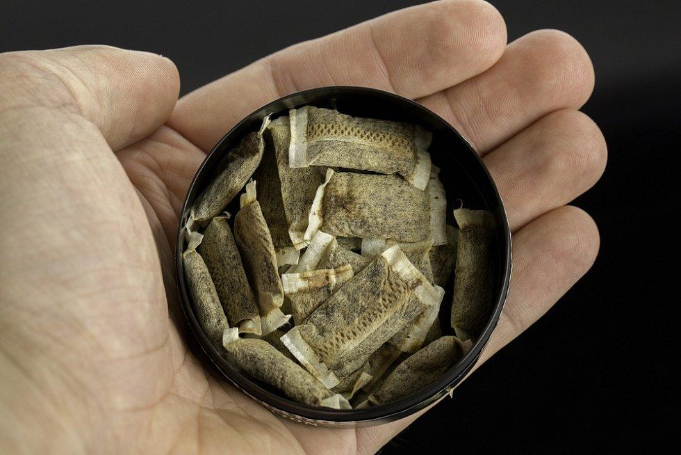 Žvýkací tabák - Ilustrační foto