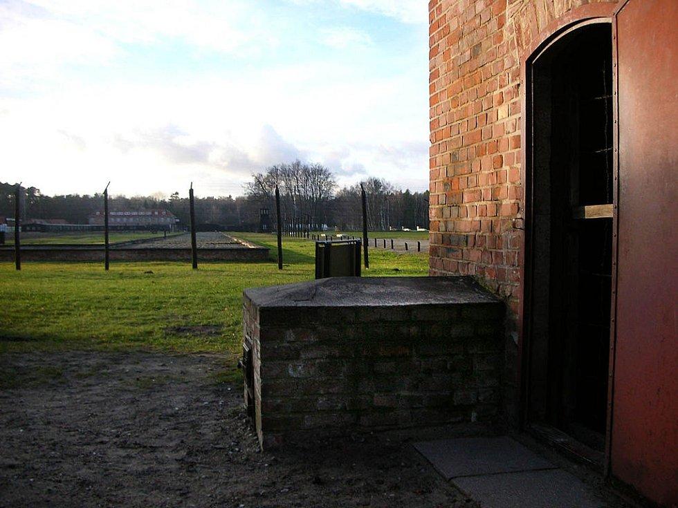 Plynová komora ve Stutthofu