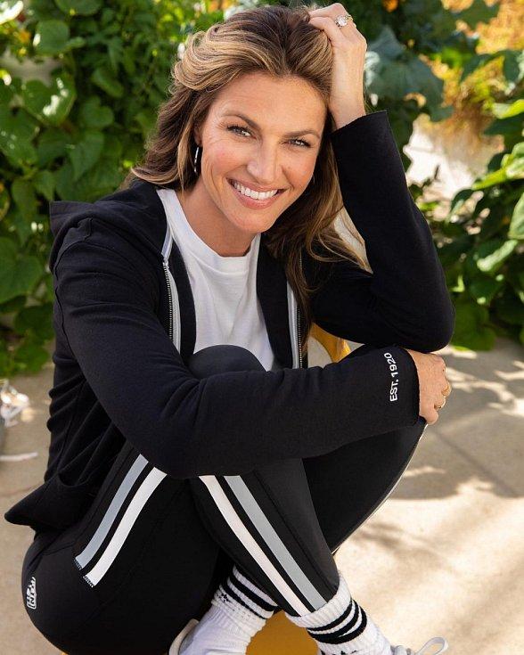 Sportovní reportérka Erin Andrewsová