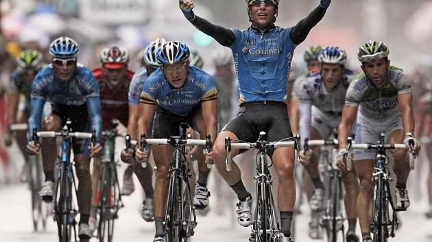 Vítězem osmé etapy Tour de France mezi Figeacem a Toulouse se stal Brit Mark Cavendish.