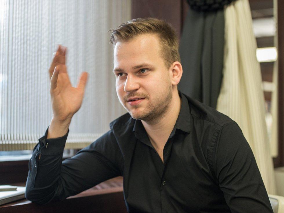 Martin Chodúr.