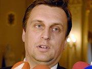 Předseda nacionalistické Slovenské národní strany (SNS) Andrej Danko.