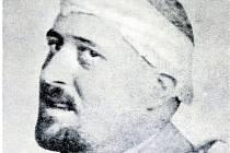 Básník a voják. Guillaume Apollinaire v roce 1916.