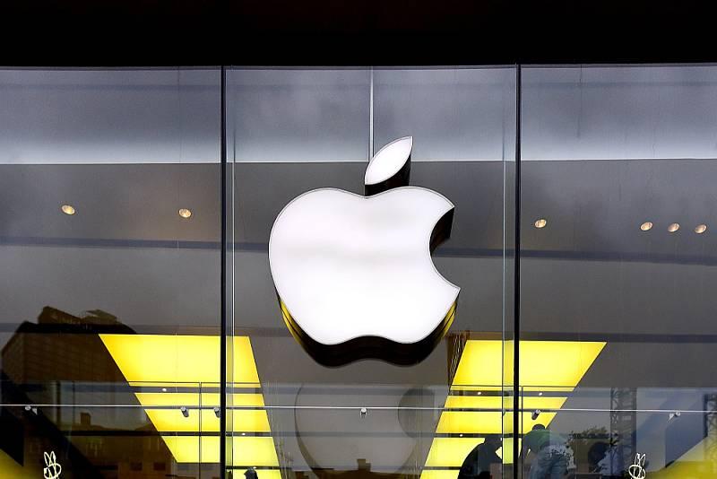 Prodejna Apple v německém Frankfurtu