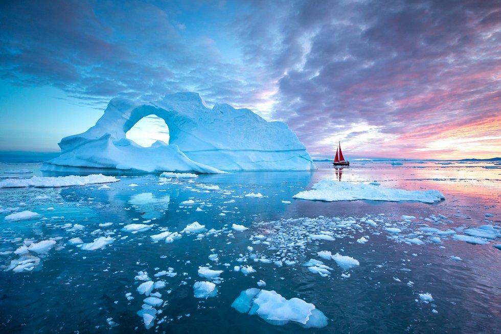 Arktida umí být magická.