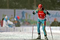 Valja Semerenková ve vytrvalostním závodě na MS.