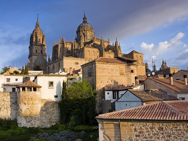 Salamanca připomíná malý Řím. Ilustrační foto.