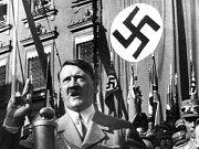 Adolf Hitler v roce 1938.