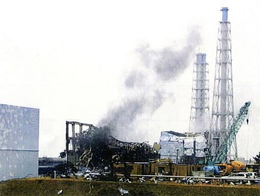 Jaderné elektrárna Fukušima 1.