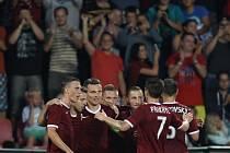 Sparta - Malmö: Radost z vítězství