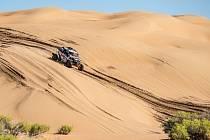 Jozef Macháček z roudnického týmu Buggyra na Rallye Dakar 2020