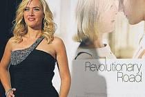 Na premiéře. Kate Winsletová na slavnostním uvedení filmu Revolutionary Road v kalifornském Westwoodu.