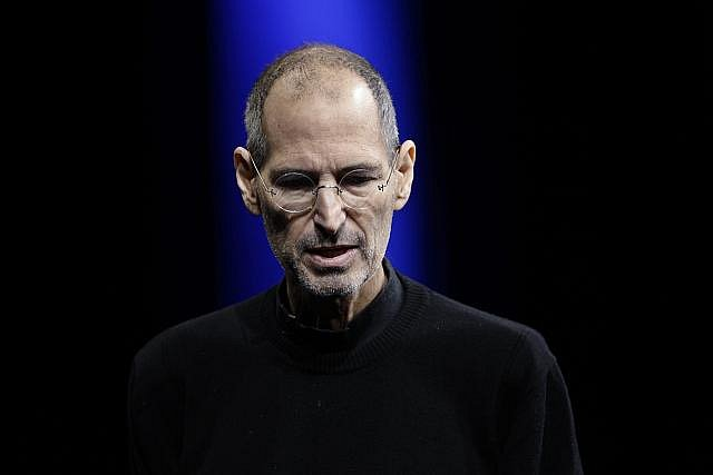 Steve Jobs, spoluzakladatel firmy Apple