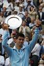 Novak Djokovič, poražený muž finále