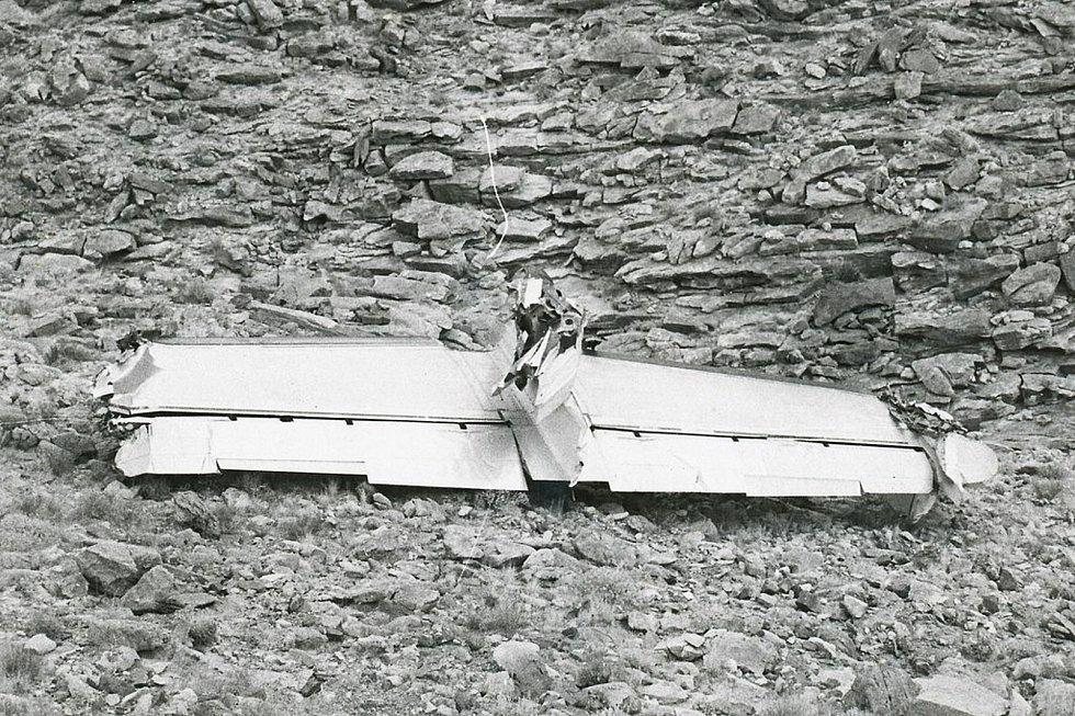 Z obou letadel se našly pouze ohořelé a poničené trosky. Výjimkou byl překvapivě zachovaný ocas letadla společnosti TWA. Ten mu ještě ve vzduchu odřízlo křídlo letadla United Airlines, proto dopadl na jiné místo.