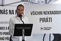 Ivan Bartoš z Pirátské strany (Piráti)