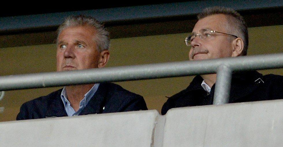 Jozef Chovanec a Jaroslav Tvrdík