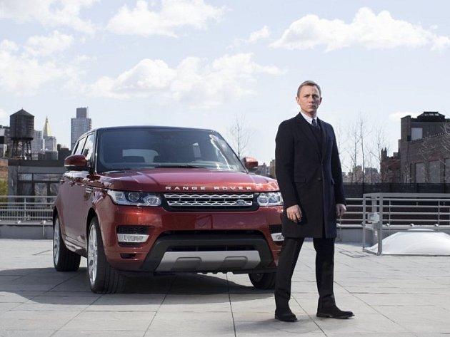 Nový Range Rover Sport