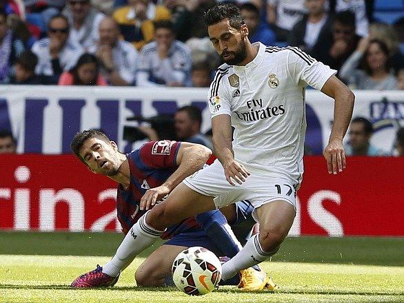 Real Madrid porazil Eibar