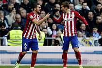 Nečekaný výsledek derby: Atlético Madrid vyhrálo nad Realem Madrid