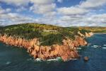 Kanadský projekt Red Head je na samém počátku, cílem je postavit vily na skalním útesu súžasnou vyhlídkou na oceán.