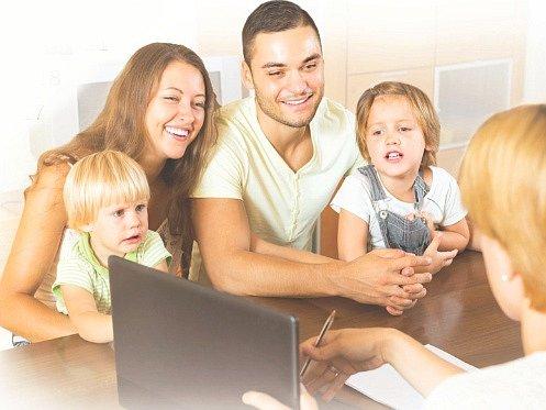 rodina - finanční poradenství