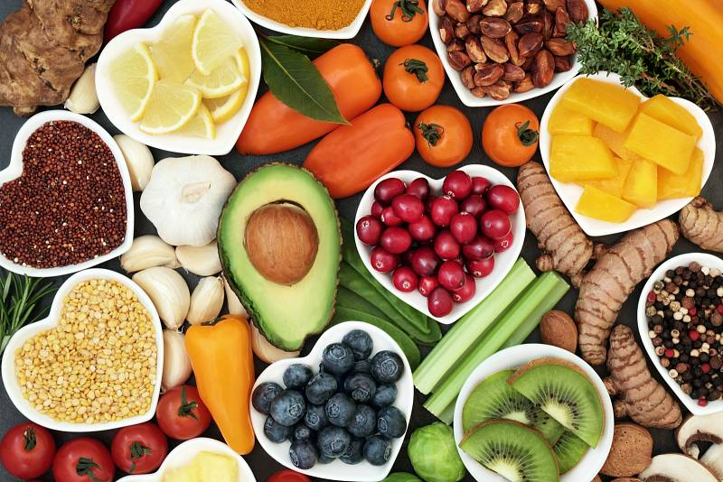 Imunitní systém vyžaduje správnou potravu a vhodné aktivity