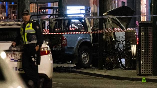 Somálec Hassan Khalif Shire Ali v Melbourne smrtelně pobodal jednoho člověka