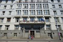 Úřad pro zastupování státu ve věcech majetkových (ÚZSVM) v Praze.