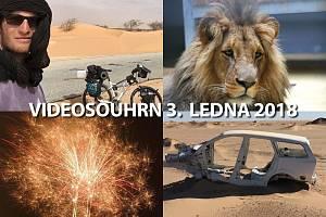 Videosouhrn Deníku – středa 3. ledna 2018