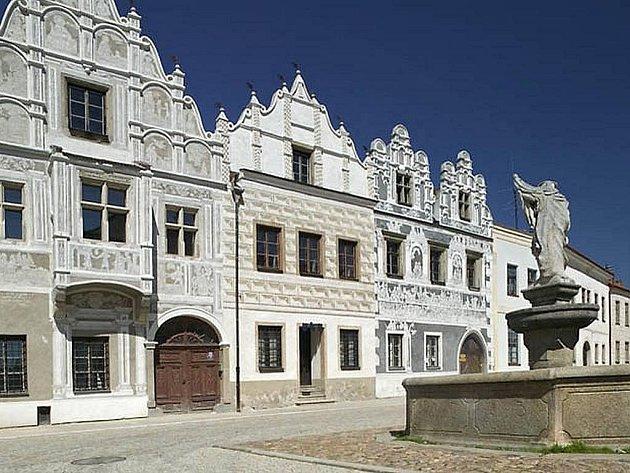 Slavonice - ilustrační foto