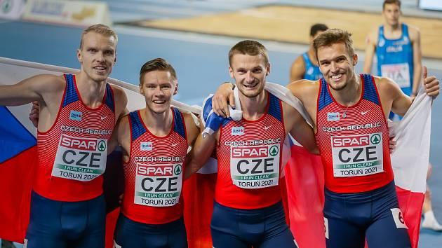 Čeští sprinteři
