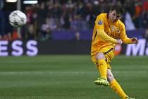 Atlético Madrid - Barcelona: Lionel Messi se neprosadil