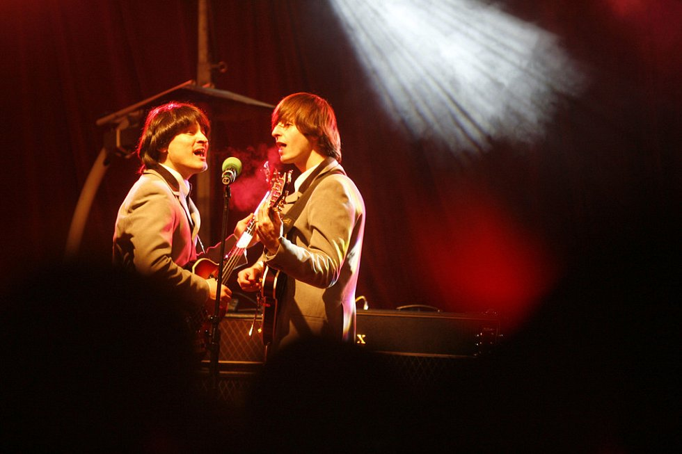 Skupina Beatles Revival