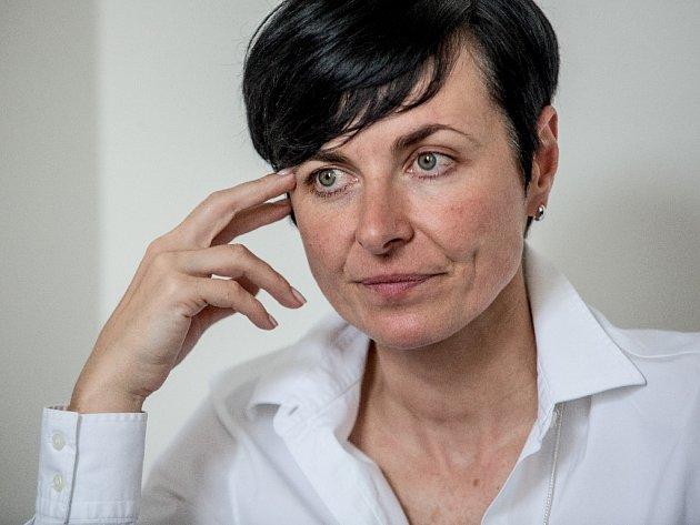 Vrchní státní zástupkyně vPraze Lenka Bradáčová.