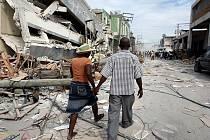 Haiti postihly ve středu další zamětřesení o síle 6,1 stupně Richterovy stupnice. Tentokrát se však obešlo bez obětí na životech a větších škod.