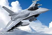 Stíhačka F-16