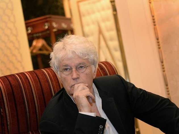 Francouzský oscarový režisér Jean-Jacques Annaud.