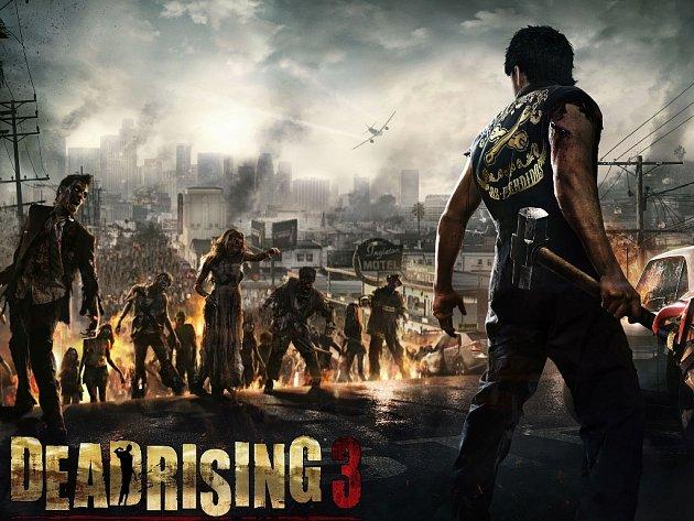 Počítačová hra Dead Rising 3.