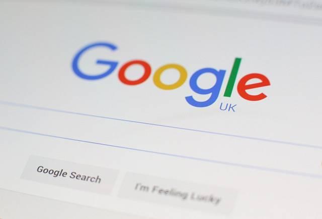 Vyhledávač Google