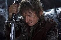 Hobita Bilbo Pytlíka hraje britský herec Martin Freeman, který se v poslední době proslavil jako doktor Watson v zmodernizovaném Holmesovi, sérii nazvané Sherlock.o