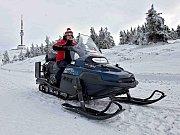 Až do Velikonoc chtějí udržet provoz ve Skiareálu Telnice.