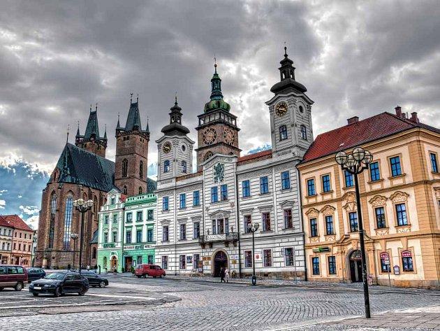 Hradec Králové.