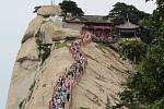Výstup na horu Chua-šan